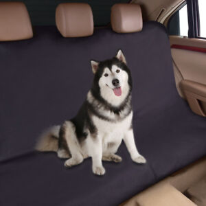 Black-Car-Pet-Seat-Covers-Waterproof-Back-Bench-Seat-Oxford-for-Pets-Dogs