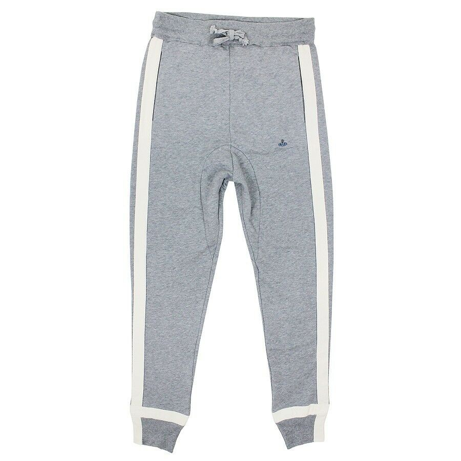 Vivienne Westwood - Grau Sweatpant Joggers - Größe S - NEW WITH TAGS