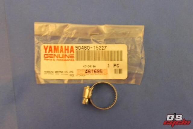 Yamaha Rd500 Oil Tank Hose Clamp NOS Rz500 Rzv500r
