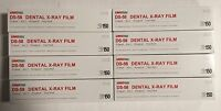 8x Umg Ds-58 D Speed Size 2 Periapical Vinyl Pack Dental X-ray Film 150/box Fda