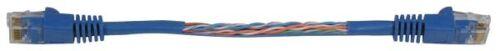15ft long RJ45 Cat5e Ethernet//Network UTP Cable//Cord//Wire {PURPLE PURE COPPER