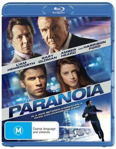 1 of 1 - Paranoia (Blu-ray, 2014)