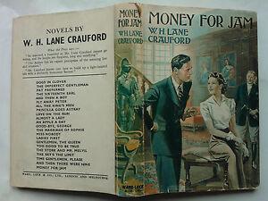 W-H-LANE-CRAUFORD-MONEY-FOR-JAM-1ST-2-H-B-D-J-1946-RARE