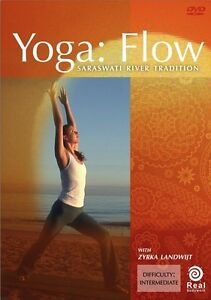 Yoga-Flow-Exercise-Video-On-DVD-Saraswati-River-Method-By-Real-Bodywork