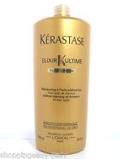 Kerastase bain elixir ultime oleo complexe shampoo 1000 ml free shipping to USA