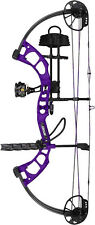 New 2016 Bear Archery Cruzer RTH 5-70# Right Hand AP Purple Camo Bow Package