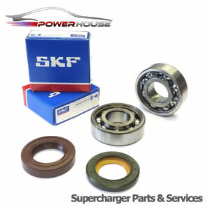 Details about Mercedes C180 Rotor Pack Rebuild Kit Supercharger Bearings  Seals 1 8 W203 2003+