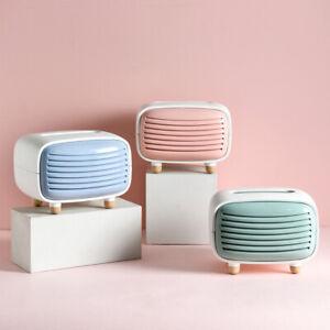 BG-Fashion-Radio-Shape-Tissue-Box-Case-Paper-Towel-Napkin-Holder-Home-Office-De