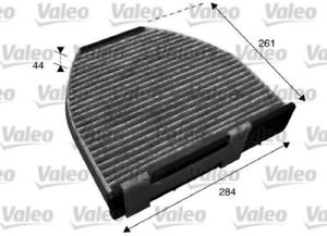 VALEO 715600 Filter Innenraumluft Pollenfilter Innenraumfilter