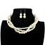 Charm-Fashion-Women-Jewelry-Pendant-Choker-Chunky-Statement-Chain-Bib-Necklace thumbnail 40