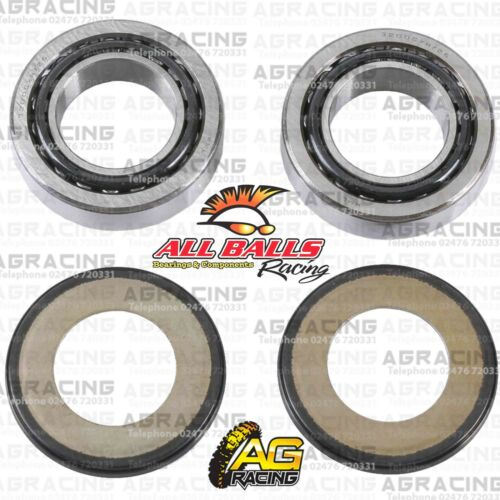 All Balls Steering Headstock Stem Bearing Kit For Honda XR 250R 1987