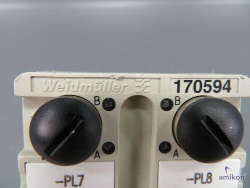 Weidmüller Sensor SAI-8-M 4P M12 170594