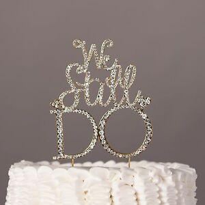 We Still Do Cake Topper Ebay