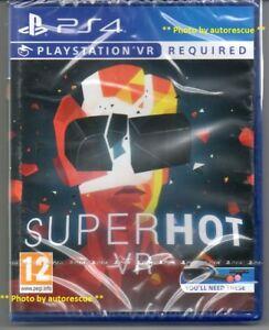 SUPER-Sexy-VR-PS-VR-richiesta-034-NUOVO-E-SIGILLATO-034-PS4-quattro