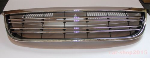 Front Grille for VW Tiguan 2007-2011 Volkswagen Chrome /& Black