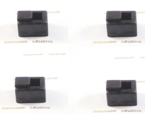 Zündapp Kühlergummi Halte Gummi 4 Stück 517-10.185 KS 80 Super Typ 537