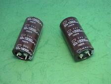 1x NCC 50V 10000uf 25x50  Nippon Electrolytic Capacitor Radial 105℃ Snap