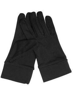 Mil-tec Searching Gloves Nylon Schwarz Durchsuchungshandschuhe Handschuhe S-xxl