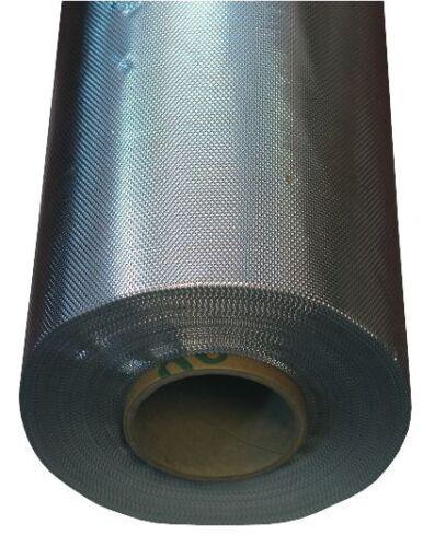 SILVER Lightite Diamond diffusione FOIL MYLAR ARGENTO 100 M Nero Bianco 100 METRI R