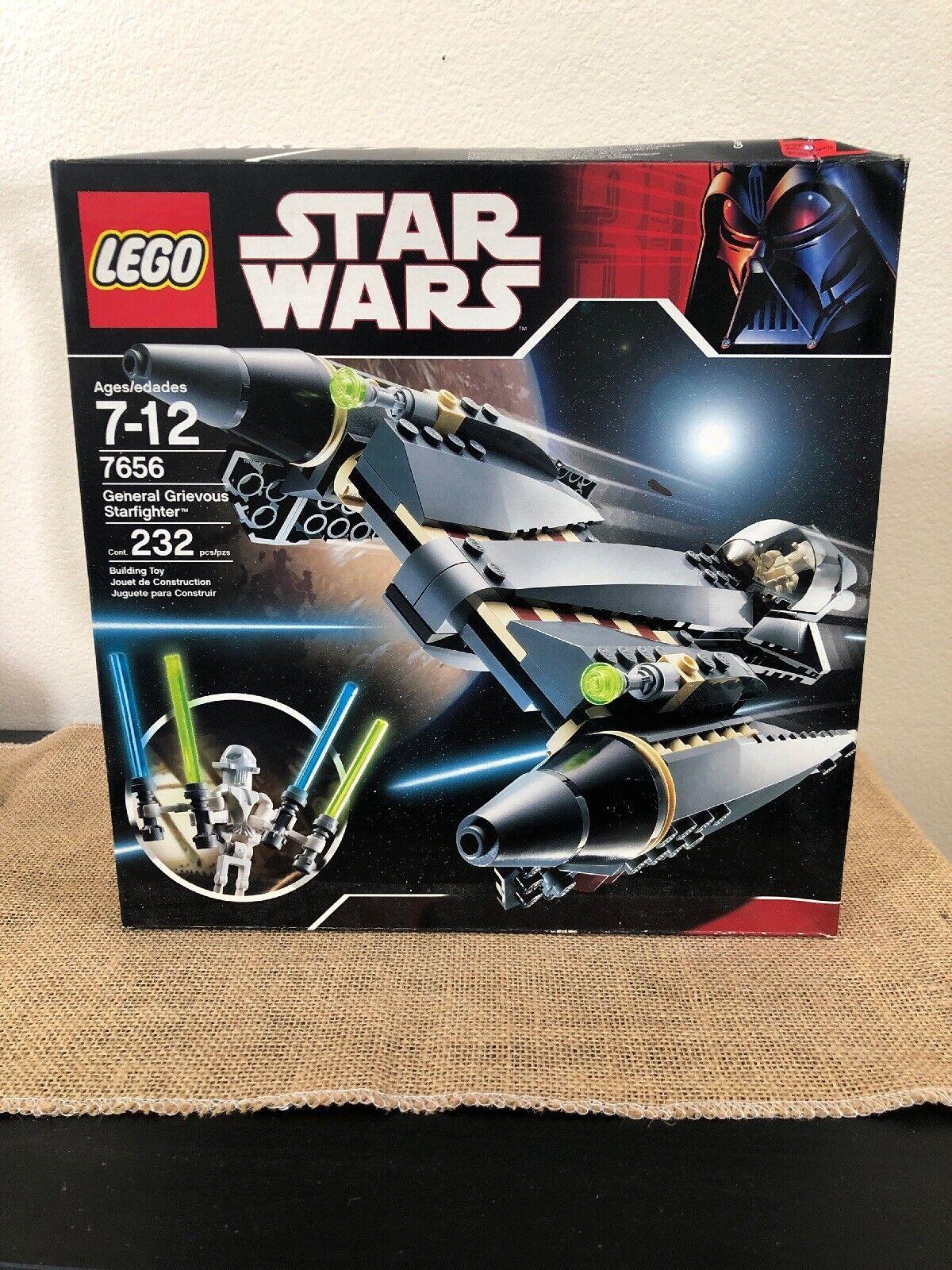 LEGO Lego Star Wars guribasu généraux de la Star Fighter 7656