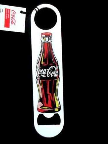 Coca-Cola Metal Bottle Opener Contour Bottle and Bottle Cap BRAND NEW