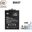 Batterie-Xiaomi-BM47-Redmi-3-3S-3X-3-Pro-Redmi-4-4X-4000-mAh miniature 5