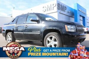 2012 Chevrolet Avalanche LTZ - Heated/Cooled Leather, Sunroof, Remote Start