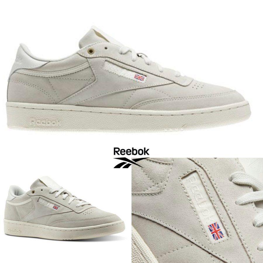 Reebok Classic CLUB C 85 MCC shoes Sneakers Beige Beige Beige Grey CM9296 SZ 4-12.5 39daab