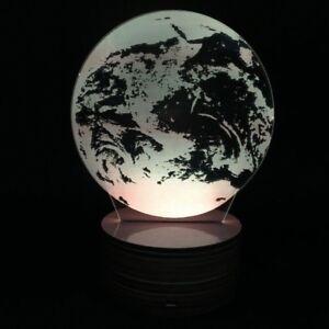 EARTH Led Night Light Table Lamp Bedroom Led Light Kids Gift Santa