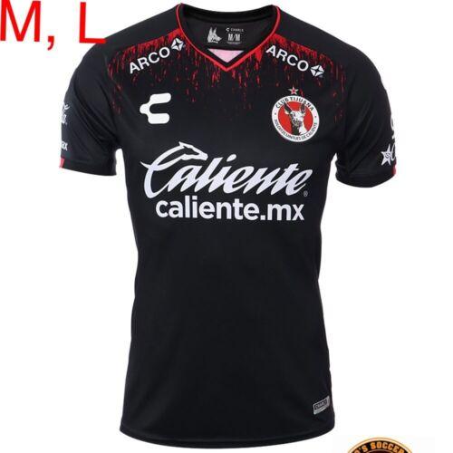 Charly Futbol Tijuana XOLOS 3er Jersey 2018//19 Original Envio Gratis M L.