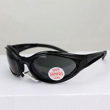 Biker Chopper Fahrrad Sport Brille Sonnenbrille Splitterfrei Getönte Gläser NEU