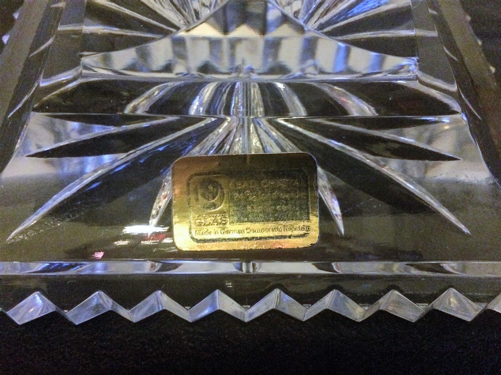 Nachtmann dreiflammiger Leuchter aus Bleikristallglas | Ausgezeichnete Qualität  Qualität  Qualität  759a78