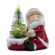 LED Lighted Kitten Cats In Santa/'s Sack Decorative Tabletop Christmas Figurine