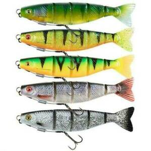 Fox Rage Pro Shad Jointed Lures 14cm 31g All Types