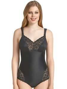 9b01a1cc9b641 Havanna Wire Free Comfort Corselette Black 3512 by Anita Comfort ...