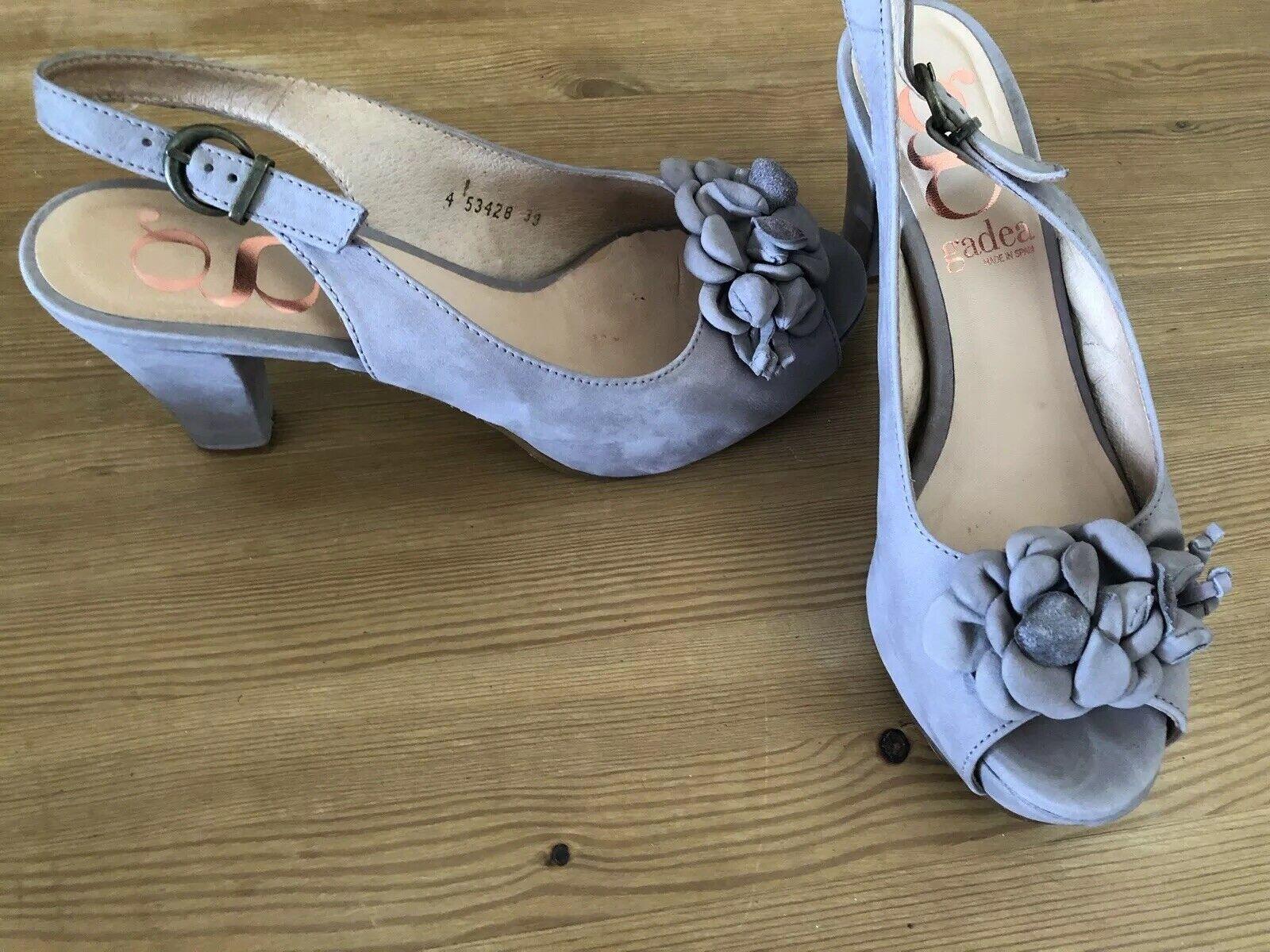 Kaufen Gadea Halbschuhe Ballerinas Damen Schuhe Braun(Taupe