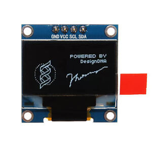 0-96-Inch-4Pin-White-IIC-I2C-OLED-Display-Module-12864-LED-For-Arduino