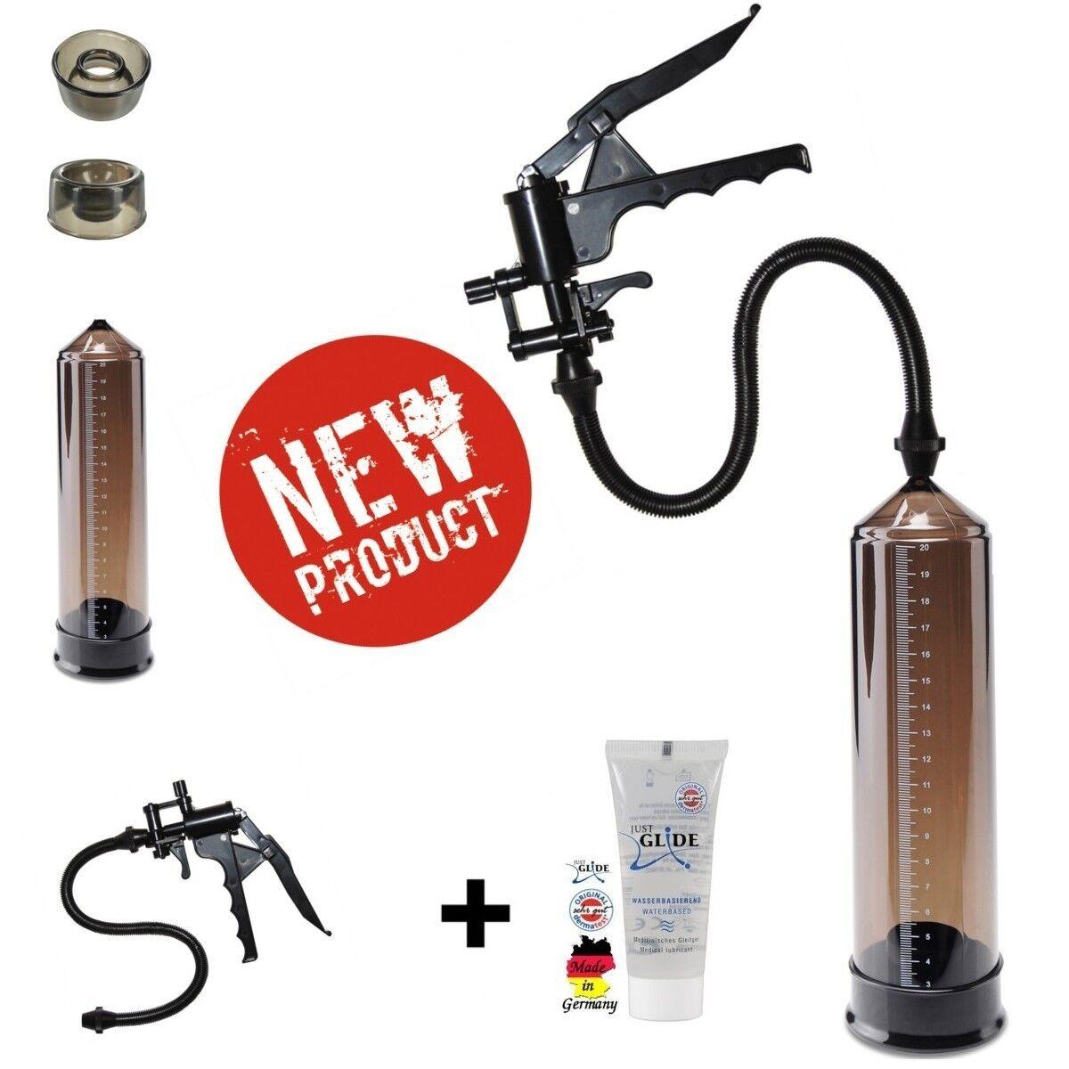 Vakuum Pumpe Potenzpumpe Penispumpe 013 FirePump cm-Scala