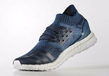 da33ce77d adidas Men s Size 8 Ultra Boost Uncaged Parley Navy blue By3057 for ...