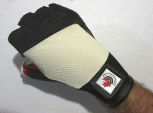 Pre-Curve-Leather-Shooting-glove-Fingerless-ISSF-Approved-Great-deal
