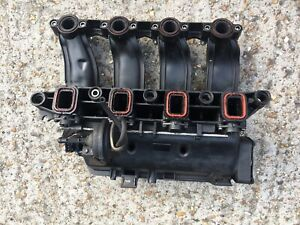 BMW-serie-3-1-E46-E87-E90-E91-De-Entrada-Colector-De-Admision-sin-remolino-aletas-7787318