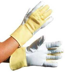 Impacto Us7904050 Anti-Vibration Gloves, Leather, Xl,Pr