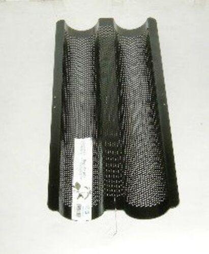 Baguette moule antiadhésif 37cm long 8cm large 2pcs qualité garantie 8521