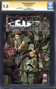 PETER-PANZERFAUST-4-1st-Print-CGC-9-8-SS-Signed-by-Wiebe-1st-full-Wendy