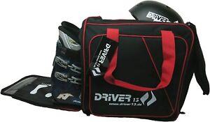Driver13 ® Zaino per Scarponi da Sci con Scomparto Casco + per...