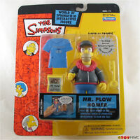 Simpsons Mr. Plow Homer Action Figure Interactive Series 12 By Playmates