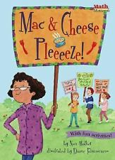 Math Matters: Mac and Cheese, Pleeeeze! by Eleanor May (2008, Paperback)