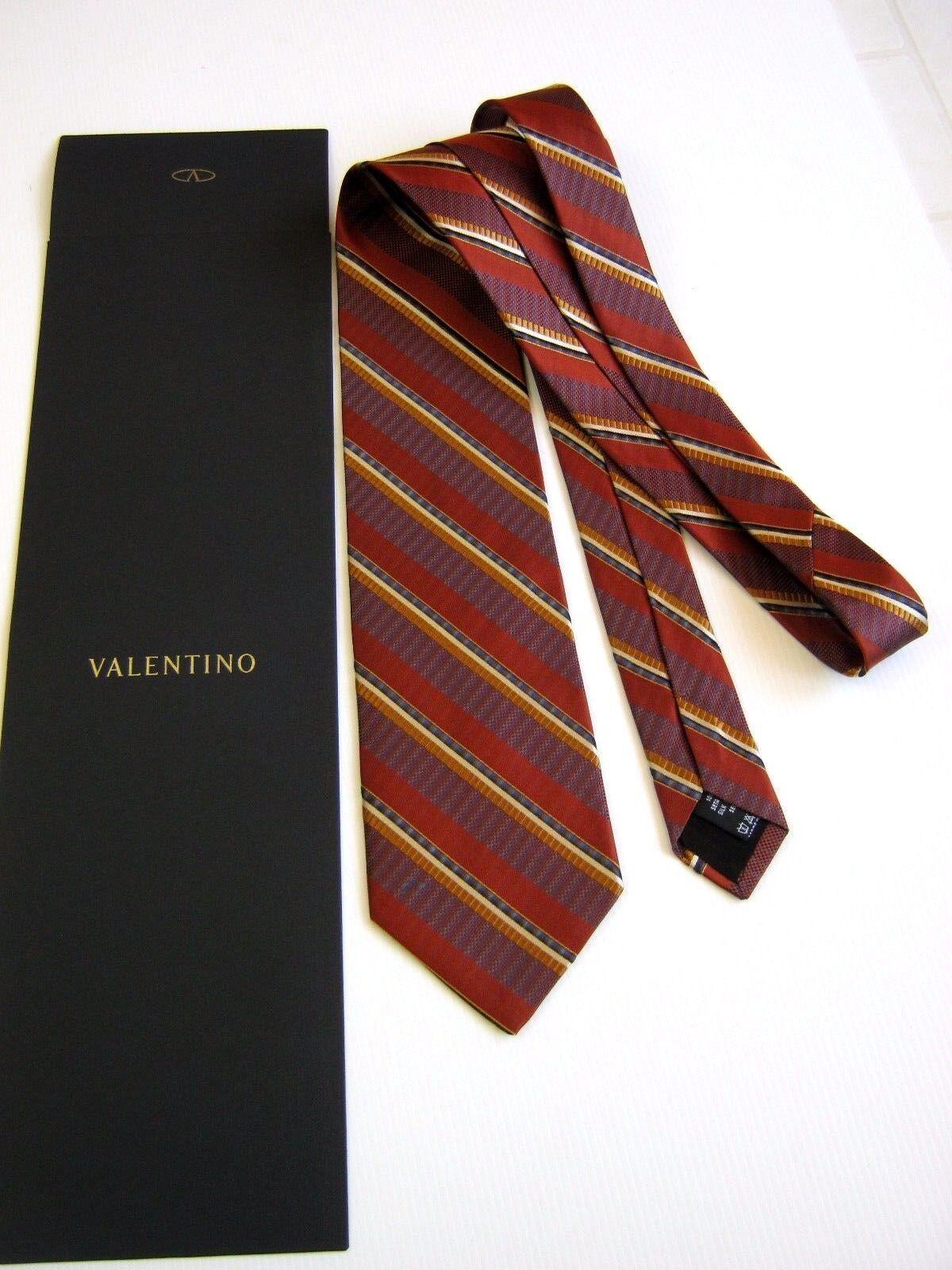 VALENTINO NEW NEW 100% SEIDE SEIDE SEIDE SEIDE ORIGINAL MADE IN ITALY   Online-verkauf  57de51