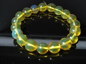 Top-quality-Dominican-Amber-Bracelet-Beads-Natural-10-64-mm-Gem-stone-12-0G-A855