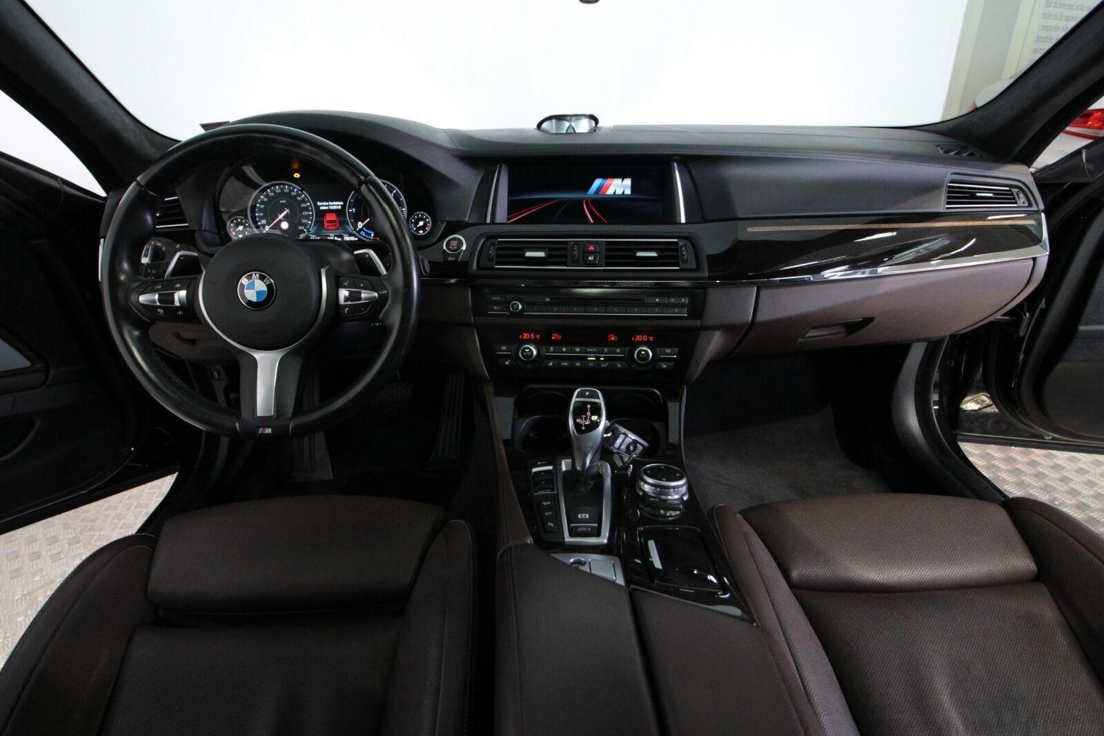 BMW 535d Touring xDrive aut.